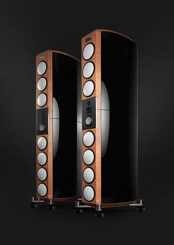 Marten coltrane supreme 2 hifihuone - Casse acustiche design ...
