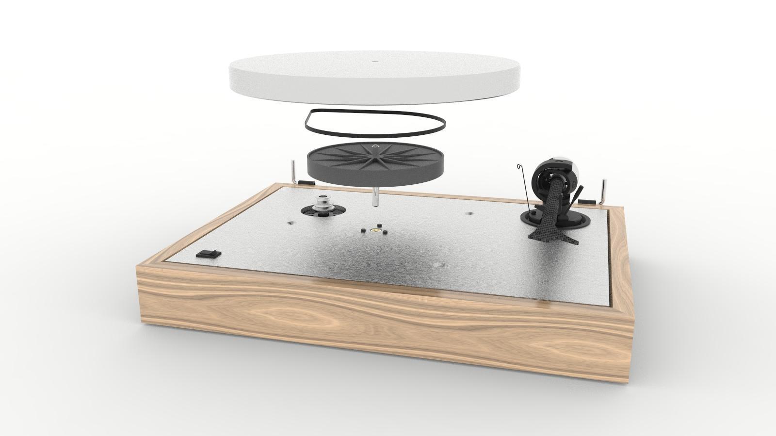 pro ject the classic levysoitin hifihuone. Black Bedroom Furniture Sets. Home Design Ideas